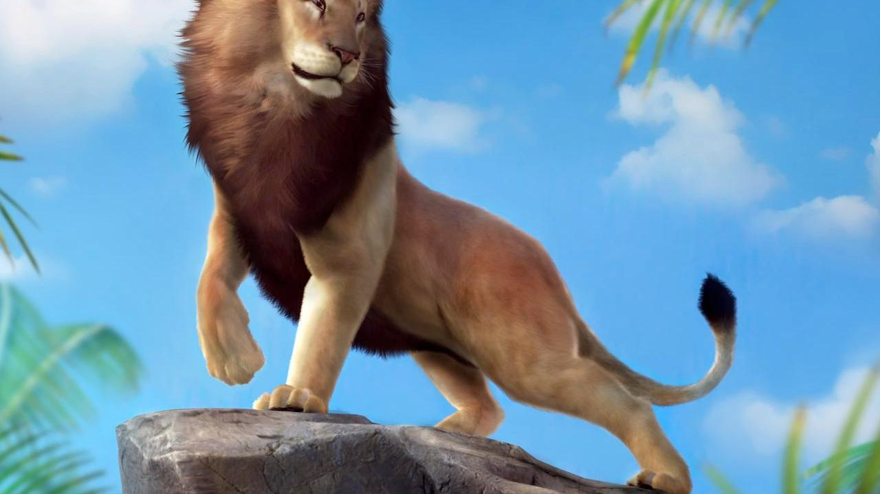 Creating A Lion Habitat - Zoo Tycoon
