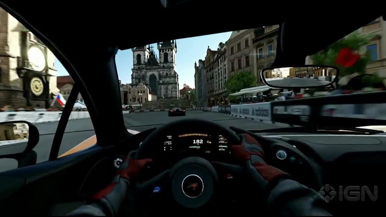 Forza 5 Gameplay Demo - IGN Live - E3 2013