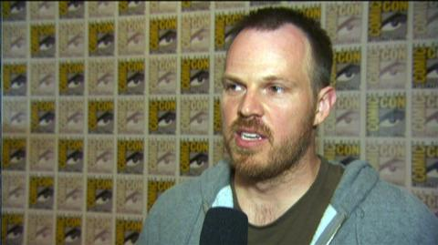 The Amazing Spider-Man (2012) - Interview Director Marc Webb at Comic-Con