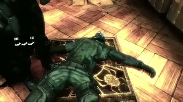 Batman Arkham Asylum Xbox 360 Guide-tip - Walkthrough Record Breaker Challenge