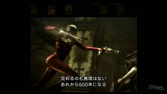 Bayonetta Xbox 360 Gameplay-Cinematic - TGS 09 Trailer