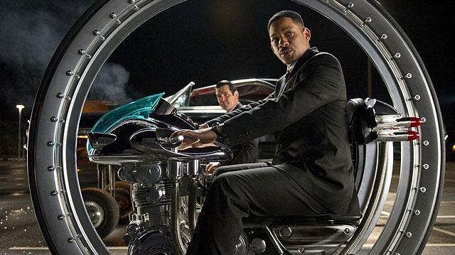 IGN and Will Smith Talk Men in Black 3