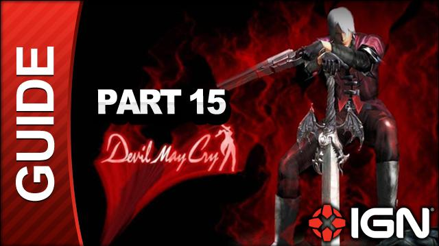 Devil May Cry 1 - Mission 15 - Wheel of Destiny