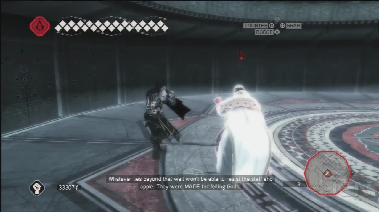 Assassins Creed 2 - Final Fight Scene - Gameplay
