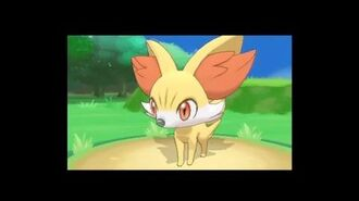 Pokemon X (VG) (2013) - Games Trailer for Pokemon X and Pokemon Y, Nintendo 3DS