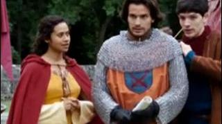 Merlin Lancelot Presents Himself