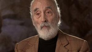 The Hobbit Battle Of The Five Armies Christopher Lee On The Significance Of Playing This Role