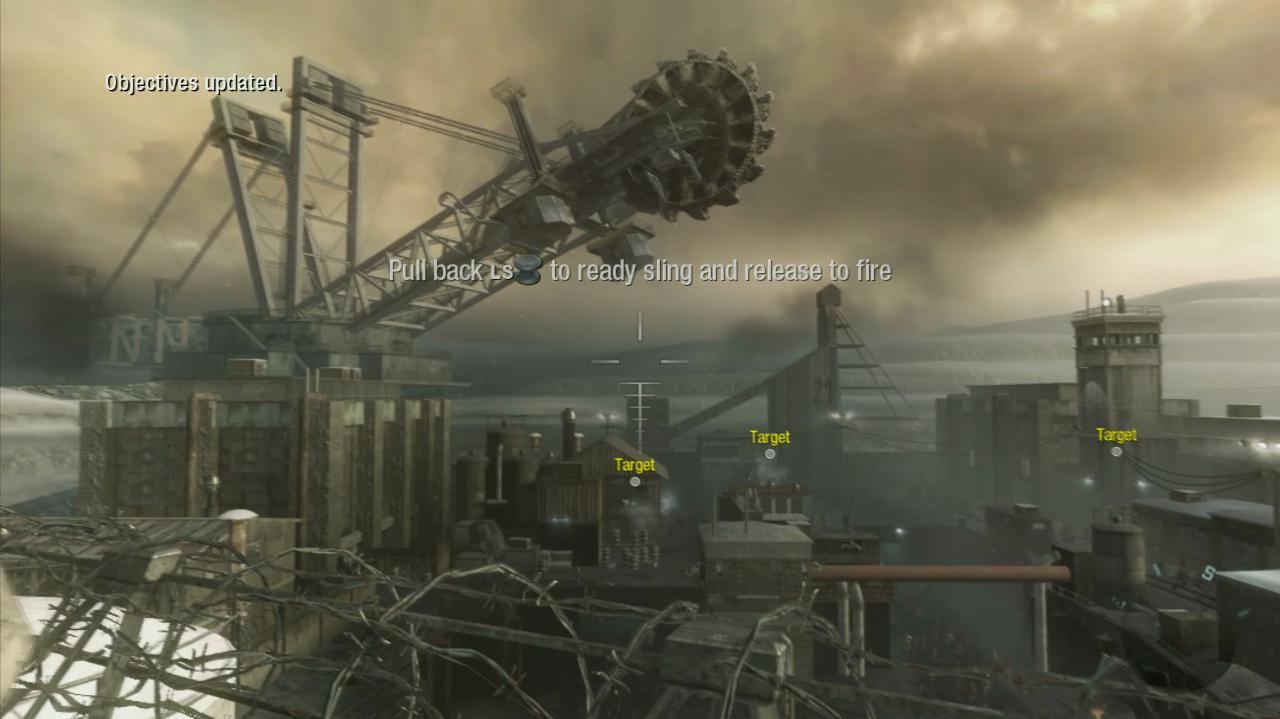 Call of Duty Black Ops - Veteran Walkthrough - Vorkuta