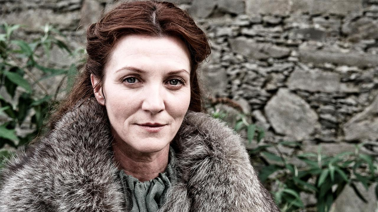 Game of Thrones - Catelyn Stark on the Art of Deception