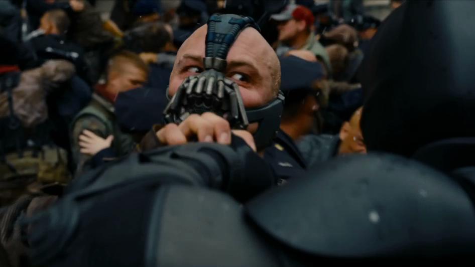 The Dark Knight Rises IMAX TV Spot 1