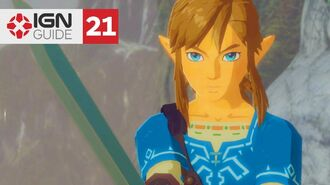 Zelda Breath of the Wild Walkthrough - Eldin Tower (Part 21)
