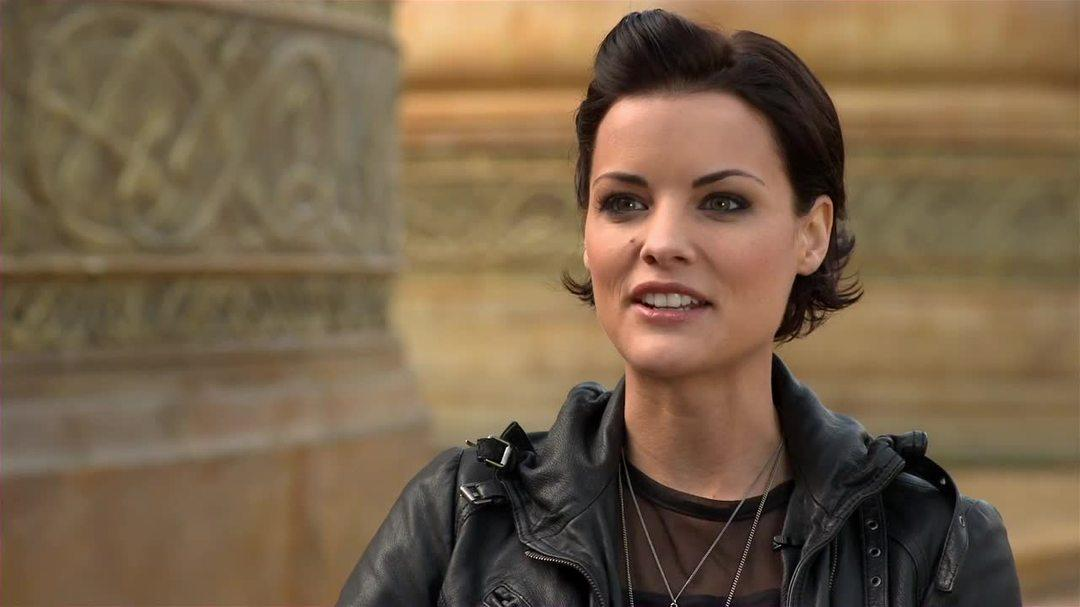 Thor The Dark World - Jaimie Alexander Interview
