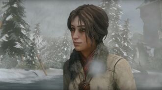 Syberia 3 Official Story Trailer