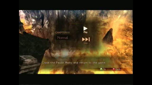Bayonetta Xbox 360 Guide-Walkthrough - Walkthrough Chapter 3 (part 3 of 3)