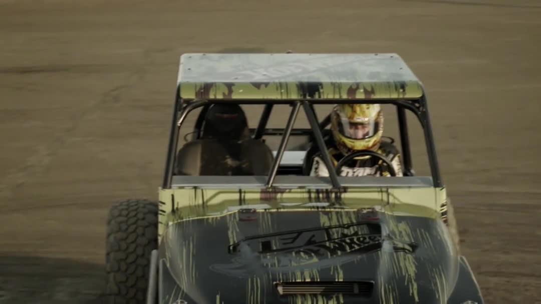 Hot Wheels World's Best Driver - Game Trailer