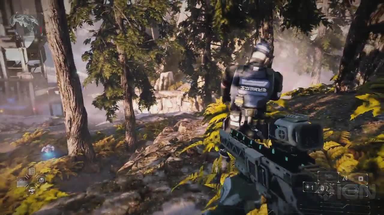 Killzone Shadow Fall Walkthrough - Chapter 2 Part 3