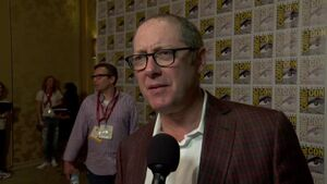 Avengers Age of Ultron - James Spader SDCC 2014 Interview