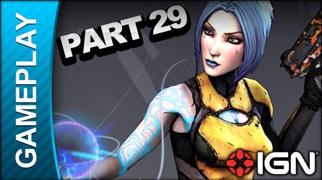 Borderlands 2 - A Dam Fine Rescue Part 3 - Siren Playthrough