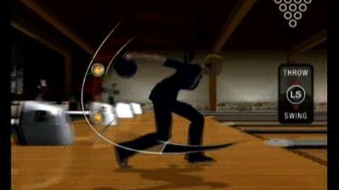 Brunswick Pro Bowling (VG) (2007) - PSP, PS2, Wii