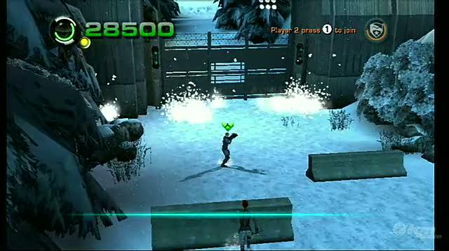 G.I. Joe The Rise of Cobra -- The Game Nintendo Wii Gameplay - Melee Fest