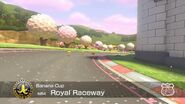 Mario Kart 8 - The Fastest Path Royal Raceway (N64)
