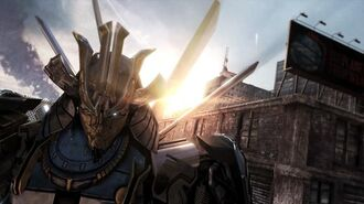 Transformers Rise of the Dark Spark -- Gameplay Trailer
