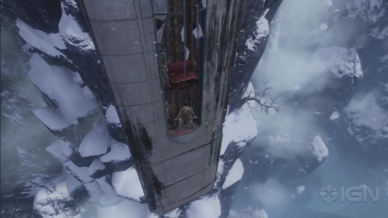 Uncharted 2 - Opening Scene - Gameplay