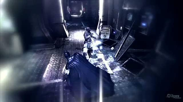 Batman Arkham Asylum Xbox 360 Feature-Behind-the-Scenes - Playing The Game
