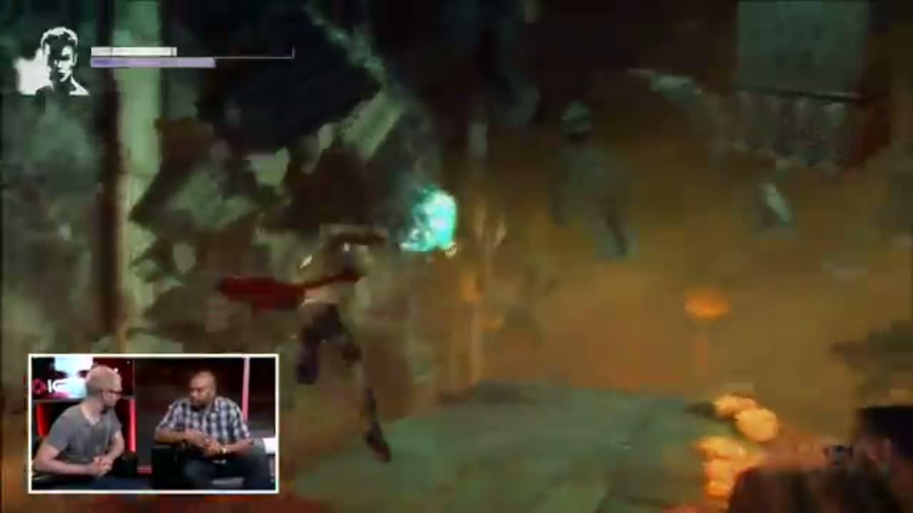 IGN Live Devil May Cry Demo - E3 2012