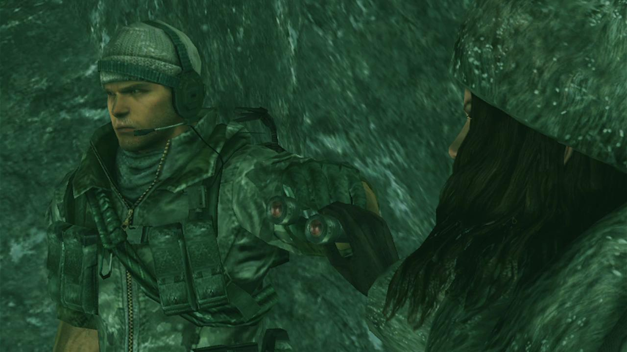 Gamescom Resident Evil Revelations Trailer