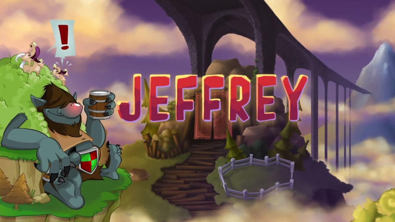 Peggle 2 Meet Jeffrey