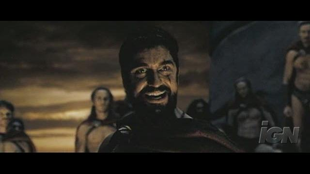 300 Movie Clip - No Retreat, No Surrender