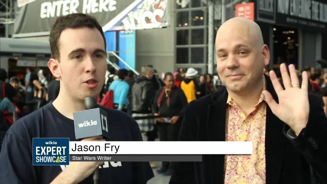 Expert Showcase - New York Comic-Con - Star Wars
