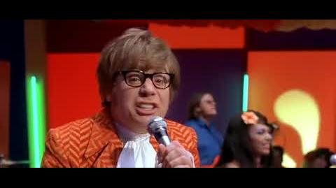 Austin Powers in Goldmember - Daddy wasn't there