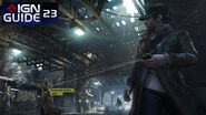 Watch Dogs Walkthrough - Act 2, Mission 14 Planting a Bug