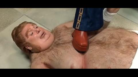 Austin Powers in Goldmember - Arresting Fat Bastard