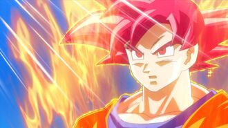 Dragonball Z Battle of Gods - Trailer 1