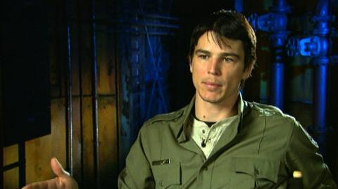 "30 Days Of Night (2007) - Interview Josh Hartnett ""On His Character"""