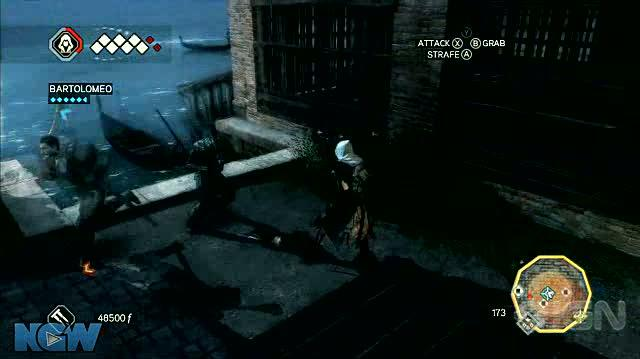 Assassin's Creed 2 X360 - Walkthrough - Assassin's Creed 2 MS 10 - Caged Fighter