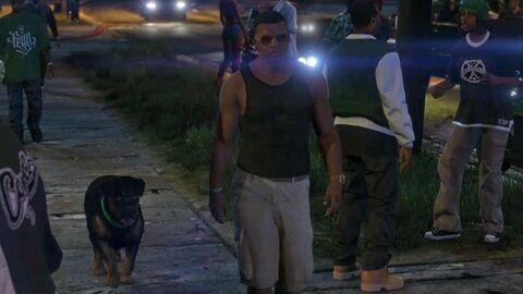 GTA 5 PS4 Trailer - E3 2014