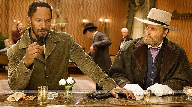 Django Unchained - Getting Dirty