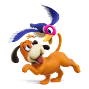 Duck Hunt SSB4