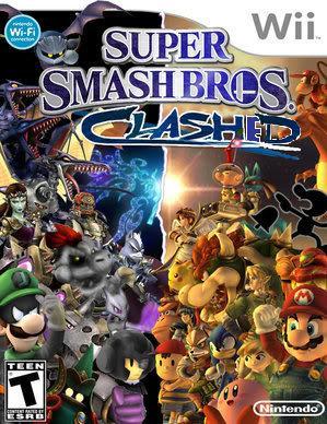 Super Smash Bros Clashed