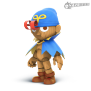 Geno smashified transparent by hextupleyoodot-damznah
