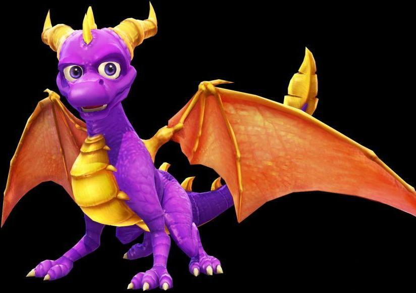 Spyro the Dragon (character) | Video Game History Wiki ...