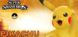 SSBGF Pikachu