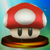 Super Mushroom Trophy Melee
