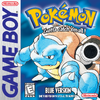 Pokemon Blue box art