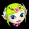 SSBStrife head icon - Toon Zelda 0