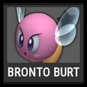 Super Smash Bros. Strife SR enemy box - Bronto Burt